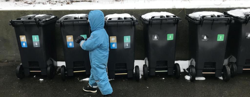 Atliekų ženklinimo sistema